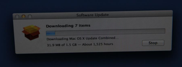 Its going to be a long update!